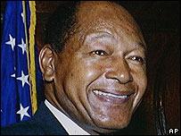 Ex alcalde de Los �ngeles, Tom Bradley