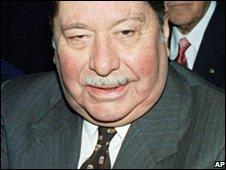 Gen Sergio Arellano Stark in a photo from 1997