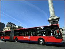 Bendy Bus in London
