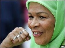 Prof Amina Wadud