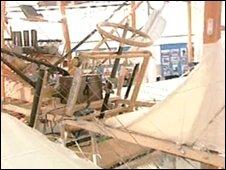 Reconstruction of British Army Aeroplane No 1