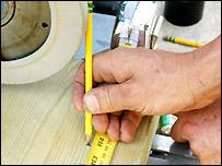 Trabajos de carpinter�a