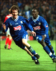 Steve Claridge and Emile Heskey