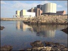 Wylfa power station (Pic: Magnox Electric Ltd)