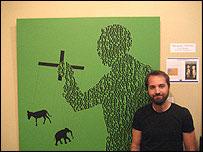 Jorge Arrieta, artista
