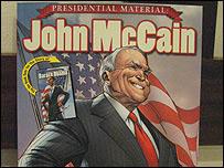 C�mic de John McCain
