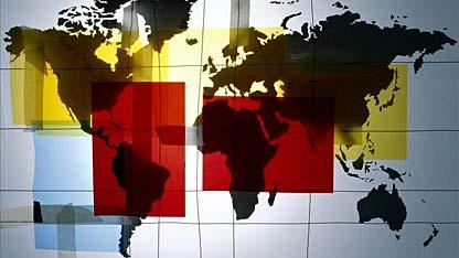 حريطة العالم