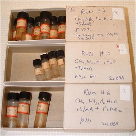 Millar's vials