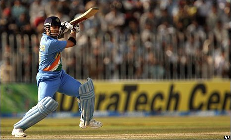 Indian cricketer Sachin Tendulkar (file image)