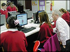 School Reporters from City of Ely Community College in Cambridgeshire