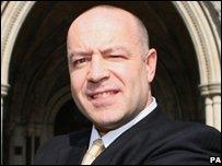 Campaigner Neil Herron