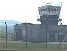 Llanbedr airfield