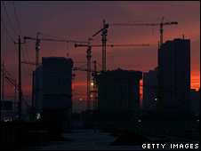 Construction work in Beijing (2006)