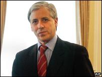 Vicepresidente de Bolivia, �lvaro Garc�a Linera