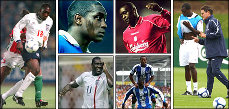 Emile Heskey is enjoying a grand ending to an up-and-down career