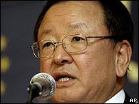 Ministro de Finanzas de Corea del Sur, Kang Man-soo