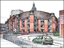 Central Library Swindon