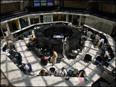 Mexico's stock exchange