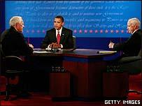 آخر مناظرة تلفزيونية تمت في ولاية نيويورك
