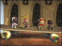 لعبة LittleBigPlanet