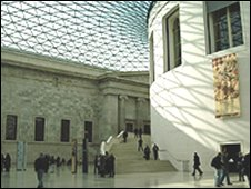The volunteers will be trained at the British Museum