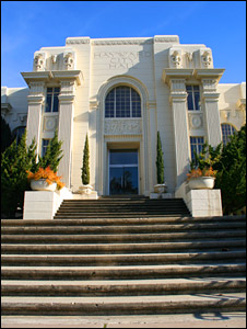 Hayward City Hall (BBC)