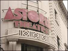 The Astoria