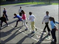 playground game