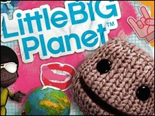 Packshot from LittleBigPlanet, Sony