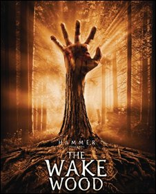 Promotional poster for The Wake Wood