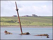 Scapa Flow/Pic: Undiscovered Scotland