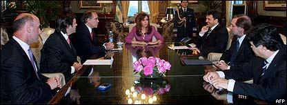 Gabinete de gobierno