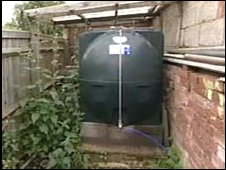 oil tank