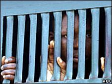 A Nigerian prisoner