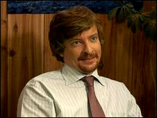 Rhys Darby as Murray Hewitt