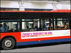 There's probably no god bus pic