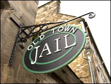 Old Town Jail Stirling