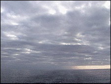 Marine stratocumulus cloud (Image courtesy of Rob Wood/University of Washington)