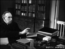 Keynes, the influential economist