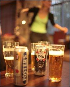 Scottish & Newcastle drinks