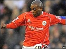 Barnsley winger Jamal Campbell-Ryce