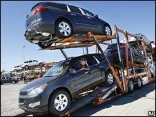 Cars at General Motors