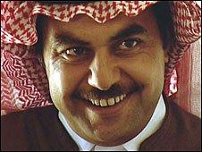 Sheikh Sabah al-Shamari, pic credit: Nick Woolley