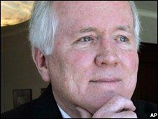 AIG chairman Edward Liddy