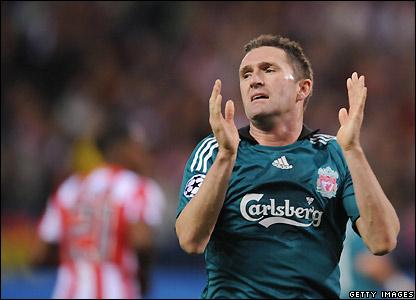 Keane rues his miss