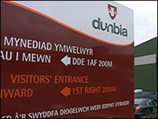 Dunbia sign