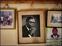 Семейные портреты Обамы