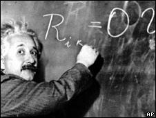 Dr Albert Einstein