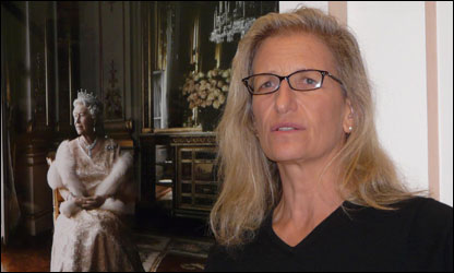 Annie Leibovitz en la National Portrait Gallery de Londres