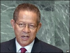 Bruce Golding, Jamaican PM